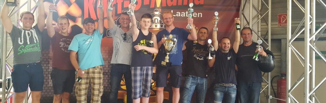 Kartfahren P.H. Brauns-Cup am 24.08.19
